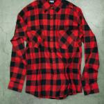 Flanella shirt - Front