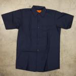 Shirt blue - Front