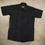 Shirt black - Front